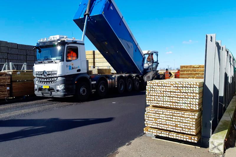 Onderhoud bedrijventerrein - Van Ooijen Gouda asfalt bestrating wegenbouw